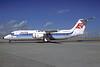 Air UK BAe 146-300 G-UKID (msn E3157) CDG (Christian Volpati). Image: 930622.