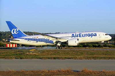 "2nd 787, named ""Julio Iglesias"", delivered on June 16, 2016"