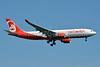 Airberlin (airberlin.com) Airbus A330-223 D-ALPB (msn 432) JFK (Jay Selman). Image: 402408.