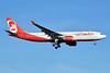Airberlin (airberlin.com) Airbus A330-223 D-ALPC (msn 444) JFK (Jay Selman). Image: 402409.