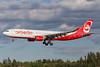Airberlin (airberlin.com) Airbus A330-223 D-ALPJ (msn 911) ARN (Stefan Sjogren). Image: 933353.