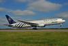 Alitalia (2nd) (Compagnie Aerea Italiana) Boeing 767-35H ER EI-DBP (msn 26389) (SkyTeam) JFK (Ken Petersen). Image: 903076.