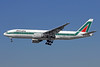 Alitalia (2nd) (Compagnie Aerea Italiana) Boeing 777-243 ER EI-ISD (msn 32860) LAX (Michael B. Ing). Image: 908421.