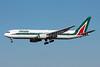 Alitalia (2nd) (Compagnie Aerea Italiana) Boeing 767-343 ER EI-CRM (msn 30009) MIA (Arnd Wolf). Image: 905008.