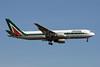 Alitalia (2nd) (Compagnie Aerea Italiana) Boeing 767-3Q8 ER EI-CRD (msn 26259) JFK (Jay Selman). Image: 905009.