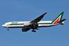 Alitalia (2nd) (Compagnie Aerea Italiana) Boeing 777-243 ER EI-DBM (msn 32782) JFK (Ken Petersen). Image: 921121.
