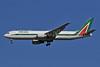 Alitalia (2nd) (Compagnie Aerea Italiana) Boeing 767-343 ER EI-CRM (msn 30009) JFK (Ken Petersen). Image: 904001.