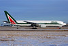 Alitalia (2nd) (Compagnie Aerea Italiana) Boeing 777-243 ER I-DISO (msn 32857) YYZ (Reinhard Zinabold). Image: 906172.