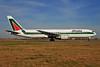 Alitalia (2nd) (Compagnie Aerea Italiana) Boeing 767-3Q8 ER EI-CRD (msn 26259) JFK (Ken Petersen). Image: 902714.