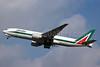 Alitalia (2nd) (Compagnie Aerea Italiana) Boeing 777-243 ER I-DISU (msn 32858) MXP (Giorgio Ciarini). Image: 904881.