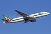 Alitalia (2nd) (Compagnie Aerea Italiana) Boeing 777-243 ER I-DISA (msn 32855) NRT (Michael B. Ing). Image: 911390.