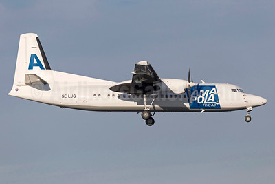 Amapola Flyg Fokker F.27 Mk. 050 SE-LJG (msn 20168) ARN (Stefan Sjogren). Image: 933390.