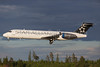 Blue1's Boeing 717 Star Alliance livery
