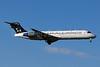 Blue1 Boeing 717-23S OH-BLP (msn 55064) (Star Alliance) ZRH (Paul Bannwarth). Image: 924111.