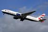 British Airways Boeing 777-236 ER G-YMMK (msn 30312) LHR (SPA). Image: 926788.