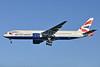 British Airways Boeing 777-236 ER G-VIIO (msn 29320) LGW (Robbie Shaw). Image: 929351.
