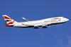 British Airways Boeing 747-436 G-BYGF (msn 25824) LHR (SPA). Image: 926769.