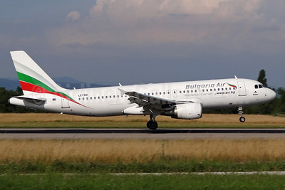 Bulgaria Air Airbus A320-214 LZ-FBD (msn 2596) BSL (Paul Bannwarth). Image: 934505.