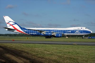 CargoLogicAir-CLA Boeing 747-83QF G-CLAB (msn 60119) FAB (Antony J. Best). Image: 933745.