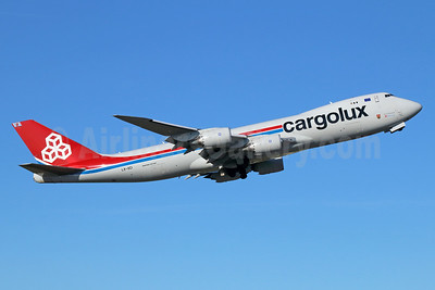 Cargolux Airlines International (Luxembourg) Boeing 747-8R7F LX-VCI (msn 35822) ANC (Michael B. Ing). Image: 932974.