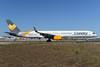 Condor Flugdienst-Thomas Cook Boeing 757-330 WL D-ABOK (msn 29020) PMI (Ton Jochems). Image: 933686.