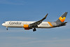 Condor Flugdienst-Thomas Cook Boeing 767-38E ER WL D-ABUS (msn 30840) BWI (Tony Storck). Image: 933498.