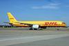 DHL Air (UK) Boeing 757-236 (F) G-BIKP (msn 22188) LHR. Image: 929341.