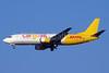 DHL-Cargoair Boeing 737-4Q8 (F) LZ-CGS (msn 26306) BSL (Paul Bannwarth). Image: 934375.