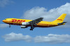 DHL (European Air Transport Leipzig) Airbus A300B4-622R (F) D-AEAT (msn 740) LHR (SPA). Image: 928059.