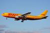 DHL (European Air Transport Leipzig) Airbus A300B4-622R (F) D-AEAD (msn 617) LHR (SPA). Image: 925998.