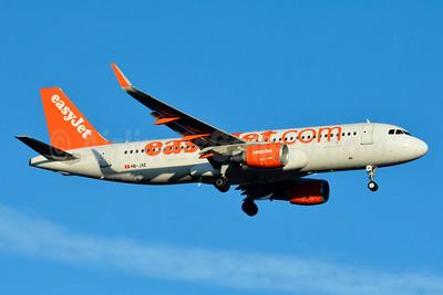 easyJet (easyJet.com) (Switzerland) Airbus A320-214 WL HB-JXE (msn 5785) BSL (Paul Bannwarth). Image: 931185.