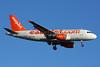 easyJet (easyJet.com) (UK) Airbus A319-111 G-EZSM (msn 2062) LGW (SPA). Image: 934275.