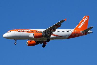 easyJet (UK) Airbus A320-214 G-EZTR (msn 4179) BSL (Paul Bannwarth). Image: 934534.