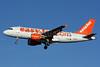 easyJet (easyJet.com) (UK) Airbus A319-111 G-EZIX (msn 2605) LGW (SPA). Image: 925462.