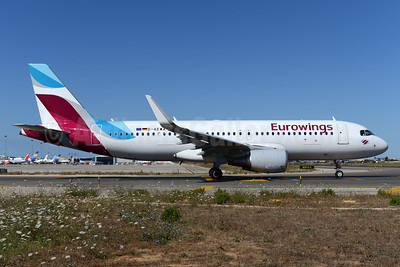 Eurowings Airbus A320-214 WL D-AEWA (msn 6953) PMI (Ton Jochems). Image: 933819.