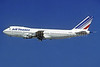Air France Boeing 747-128 F-BPVK (msn 20543) ATH (Christian Volpati Collection). Image: 933478.