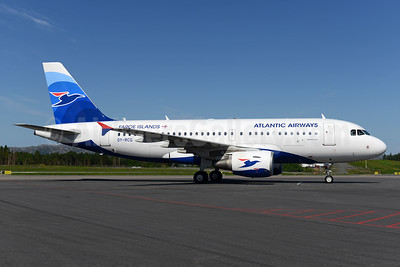 Atlantic Airways-Faroe Islands Airbus A319-115 OY-RCG (msn 5079) BGO (Ton Jochems). Image: 933245.