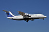 Atlantic Airways-Faroe Islands BAe RJ100 OY-RCC (msn E3357) FLR (Marco Finelli). Image: 909174.