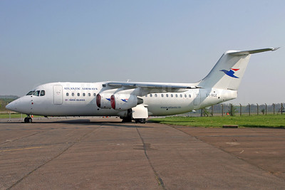 Atlantic Airways-Faroe Islands BAe 146-200 OY-RCZ (msn E2041) REM (Antony J. Best). Image: 910921.