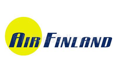 1. Air Finland logo