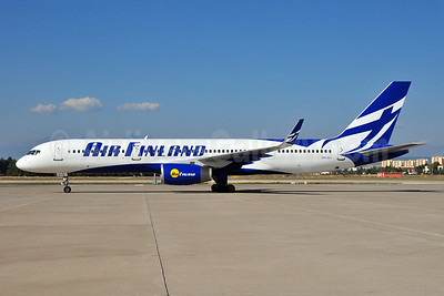 Air Finland Boeing 757-2F2 WL OH-AFI (msn 26330) AYT (Ton Jochems). Image: 906513.