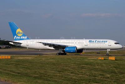 Air Finland Boeing 757-28A OH-AFJ (msn 26269) LGW (Antony J. Best). Image: 901283.