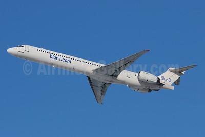 Blue1 McDonnell Douglas MD-90-30 SE-DMF (OH-BLE) (msn 53457) ARN (Stefan Sjogren). Image: 953327.