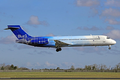 Blue1 Boeing 717-2CM OH-BLI (msn 55061) DUB (SM Fitzwilliams Collection). Image: 920224.