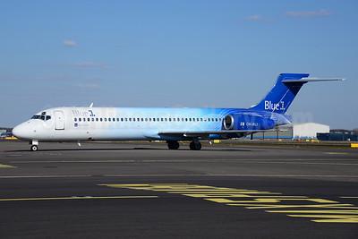 Blue1 Boeing 717-2CM OH-BLI (msn 55061) AMS (Ton Jochems). Image: 920225.