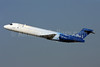 Blue1 Boeing 717-23S OH-BLJ (msn 55065) ZRH (Andi Hiltl). Image: 907402.