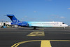 Blue1 Boeing 717-2K9 OH-BLO (msn 55056) AMS (Ton Jochems). Image: 925524.