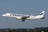 Finnair (Nordic Regional Airlines-Norra) Embraer ERJ 190-100LR OH-LKL (msn 19000153) ZRH (Andi Hiltl). Image: 908368.