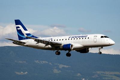 Finnair (Nordic Regional Airlines-Norra)  Embraer ERJ 170-100ST OH-LEM (msn 17000141) GVA (Paul Denton). Image: 903445.