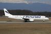 Finnair (Nordic Regional Airlines-Norra)  Embraer ERJ 190-100LR OH-LKI (msn 19000117) GVA (Paul Denton). Image: 910149.